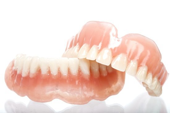 Dentures Single Tooth Step STEP_NUMBER